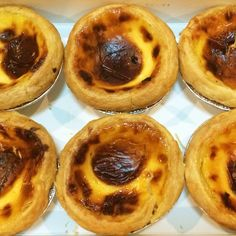 Insanely good EGG TARTS from Lord Stow's Bakery!