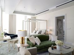 See more of David Collins Studio's Sky Residence, The Ritz-Carlton Residences, MahaNakhon on 1stdibs