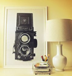 Free printable vintage camera posters by emily