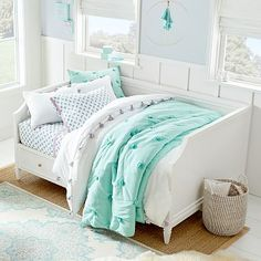 Effortlessly chic, our Auburn Collection adds timeless appeal to your sleep space. With its classic silhouette, elegant curves and handy storage, the Auburn Storage Daybed brings function and fashion to any room. Daybed With Storage, Daybed With Trundle, Storage Beds, Full Daybed, Full Headboard, Corner Storage, Wood Storage, Daybed Canopy, Daybed Bedding