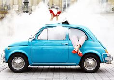 Fiat 500: Magical & Whimsical