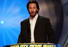 Keanu Reeves - 2003 MTV Movie Awards