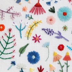 One-of-a-kind artwork, hand embroidered by Brannon Addison in her Colorado studio. Her embroidery has been featured in House Beautiful, Vogue, and Design*Spon