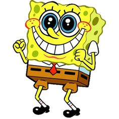 ~My favorite cartoon: Spongebob (This show has so much meaning for me. When my dad was diagnosed with cancer the only show he would really watch was Spongebob. His last birthday was a Spongebob theme. Spongebob Happy, Watch Spongebob, Spongebob Episodes, Spongebob Pics, Nickelodeon Spongebob, Pineapple Under The Sea, Favorite Tv Shows, My Favorite Things, Type 1