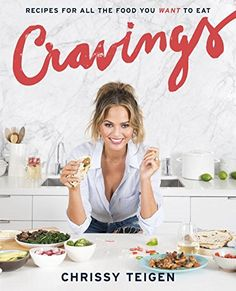 Cravings: Recipes for All the Food You Want to Eat by Chrissy Teigen http://www.amazon.com/dp/1101903910/ref=cm_sw_r_pi_dp_YI0Dwb1MZGNFV