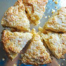Buttermilk Lemon-Apricot Scones   King Arthur Flour