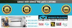 Garage Door repair, installation and replacement in Riverside, CA by Riverside Garage Door Experts call (844) 334-7017 (Toll Free)