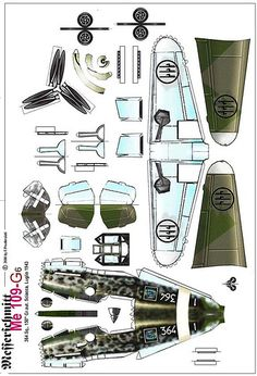 Meschersmitt Me 109-G | 364 Squadron, Sciacca, Luglio 1943 | Flickr