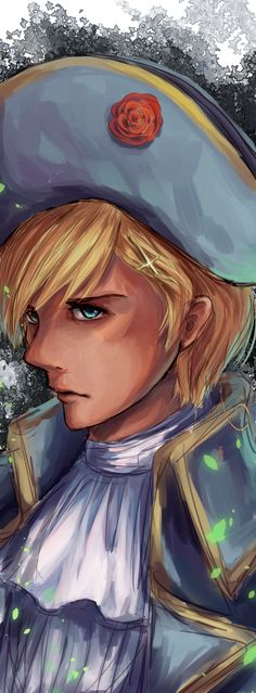 ~Pirate!Hetalia RP (Character: Norway)~ A member of Captain Beilschmidt's crew. A few of his brothers were killed by Captain Kirkland. He was later injured by Kirkland as a warning to Gilbert. He hated Kirkland but after finding one of his brothers, still alive. He has forgiven Arthur and accepted him as one of his captains.