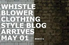 Our Official Whistle Blower Blog Arrives May 1st