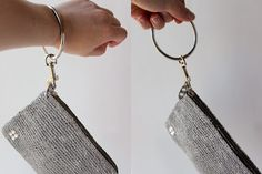 Pinned this so I can remember to use an old bangle bracelet when making wristlets.