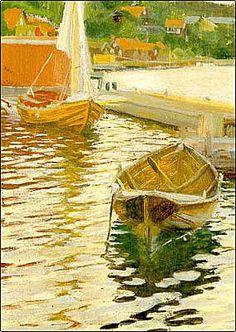 Dalarö - Anders Zorn (Swedish, 1860-1920)