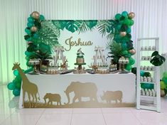 Specially Designed Baby Shower Themes for Unforgettable Moments 2019 - Page 26 of 30 - womenselegance. com - baby shower ideas;baby shower ideas for boys; Baby Shower Decorations For Boys, Boy Baby Shower Themes, Baby Shower Parties, Baby Boy Shower, Baby Shower Jungle, Baby Boy Babyshower Themes, Baby Boy Birthday Themes, Baby Showers, Deco Baby Shower
