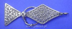 PilarArt.pl - Slavic jewellery: reconstruction of a metal clasp from Wolin-Jomsborg (10th century)