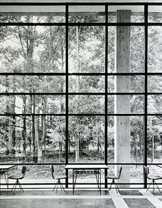 """""""Inconsistency itself breeds vitality"""" - KENZO TANGE - (Tsuda College Library designed by Kenzo Tange) Architecture Du Japon, Space Architecture, Japanese Architecture, Amazing Architecture, Conceptual Architecture, Kenzo Tange, Arch Interior, Interior Exterior, College Library"""