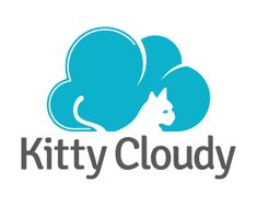 Kitty Cloudy Designed by wadheanand | BrandCrowd