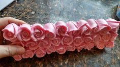 Whole loaf rose soap by PineMountainCountry on Etsy