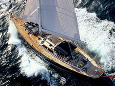 Alloy Yachts Chimera 31.21m (102ft) sloop