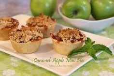 Melissa's Southern Style Kitchen: Caramel-Apple Mini Pies