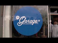 The Garage Grand Opening - http://DAILYSKATETUBE.COM/the-garage-grand-opening/
