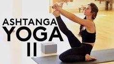 1 Hour Ashtanga Yoga (Second Series) - 1 Hour Ashtanga Yoga (Second Series) Intermediate Ashtanga Yoga Poses, Iyengar Yoga, Core Strength Exercises, Strength Workout, Free Yoga Classes, 30 Day Yoga, Yoga Courses, Partner Yoga, Yoga For Weight Loss