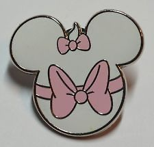 MYSTERY SERIES MICKEY MOUSE ICON HEAD EARS MARIE ARISTOCATS DISNEY PIN WANTTTTTTT