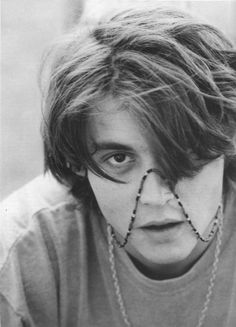 Happy birthday, handsome! Johnny Depp