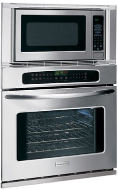1 Frigidaire Professional 27 Stainless Steel Electric Wall Oven Microwave Combo Fpew2785pf Fpmo209kf Mwtkp27kf Best Er Pinterest And