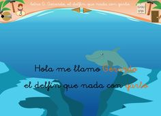 Tic g    http://recursosauladeapoyo.blogspot.com.es/2012/12/rimas-para-aprender-las-letras.html http://didactalia.net/comunidad/materialeducativo/recurso/letra-g-gerardo-el-delfin-que-nada-con-garbo-proye/4e0e7d21-5191-43b4-a873-e7fe6f23281b