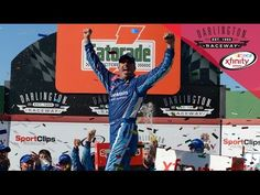 Sadler dedicates Darlington win to Dale Jr. - http://www.truesportsfan.com/sadler-dedicates-darlington-win-to-dale-jr/