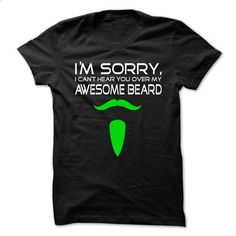 Awesome Beard - #tshirt skirt #sweater pattern. I WANT THIS => https://www.sunfrog.com/Funny/Awesome-Beard.html?68278