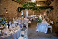 Barn wedding - with floristry and styling by Get Knotted