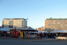 Joensuu market square