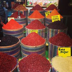 Istanbul: I knew I was gonna like this place! Spice mkt