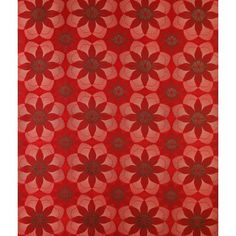 Atomic Made to Measure Curtains Red