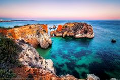 Just some rocks, Alvor, Algarve, Portugal