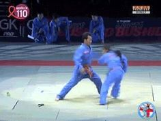And you thought you could Judo.