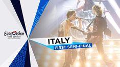 Siamo fuori di testa, ma diversi da loro . Tiziano Caviglia Blog Eurovision Songs, Semi Final, Art Studios, Rock, Finals, Album, Celebrities, Youtube, France Culture