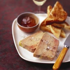 Forman  Field: we love a bit of pate on toast as a weekend treat, while a bit of foie gras makes for a wonderful appetizer.