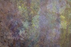 I use this texture in my own work probably more than any other: love how it creates soft colors and textures.