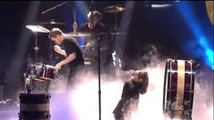 "Imagine Dragons ""Demons"" Radioactive live 2013 AMA American Music Awards so beautiful..... love these guys!"