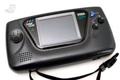 SEGA Game Gear - cyan74.com vintage & pop culture