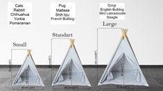 Vigkids by Vigkids Diy Teepee, Teepee Play Tent, Kids Tents, Teepee Kids, Teepees, Dog Houses, Play Houses, Dog Tent, Childrens Teepee