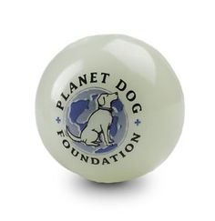 Planet Dog Orbee Tuff Glow For Good Ball For Dogs #Dogs #Toys