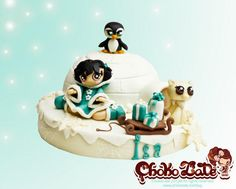 Winter  - Cake by ChokoLate