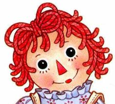 Image detail for -Raggedy Ann and Andy Raggedy Ann