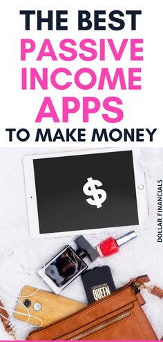 17 best apps to make money when you need extra cash. These free smartphone apps will help you earn extra cash fast! Make Money Fast, Ways To Save Money, Make Money Online, Earn Extra Cash, Extra Money, Best Money Making Apps, Ibotta App, Investing Apps, How To Become Rich