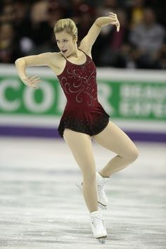 Ashley Wagner, worlds 2013 love her dress