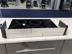 Qdos — a new line of design-oriented safety equipment — is introducing the most stylish burner guard we've ...