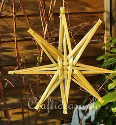 straw star...